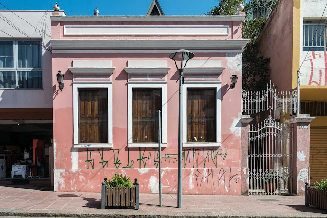 Casa na Rua Riachuelo 487