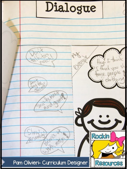 Using a familiar comic to model written dialogue and practice how to correctly use quotation marks BusyTeacher