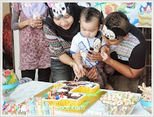 Afiq Danial 1st Birthday Party - Mickey Mouse Clubhouse Theme