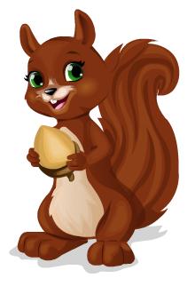 Giottone lo scoiattolo inventore su club dei cartoni