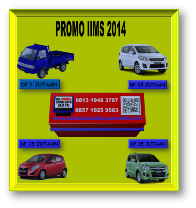 Dapatkan Mobil Suzuki Dengan Harga Jujur disini 0813 1949 3797