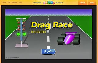 http://www.arcademics.com/games/drag_race/drag_race.html