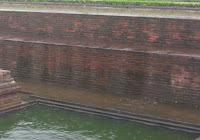 dinding teras