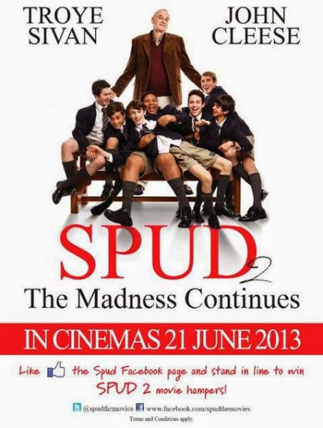 Spud 2: La locura continúa (2013)