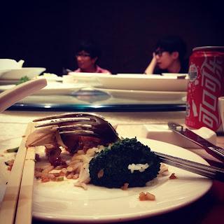 Michael Warren's Beijing dinner aftermath