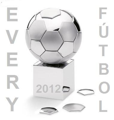 Ganadores de los Premios Every Fútbol 2012