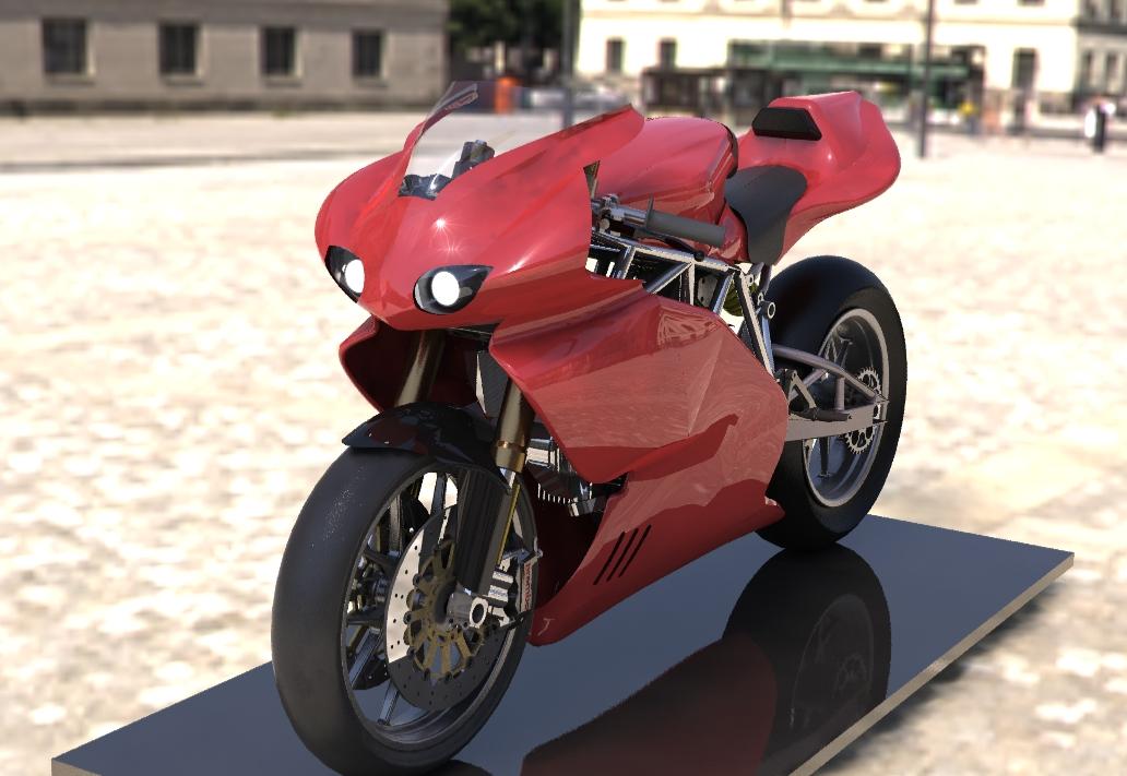 DAO / CAO appliqué a la moto. - Page 3 900SSIE