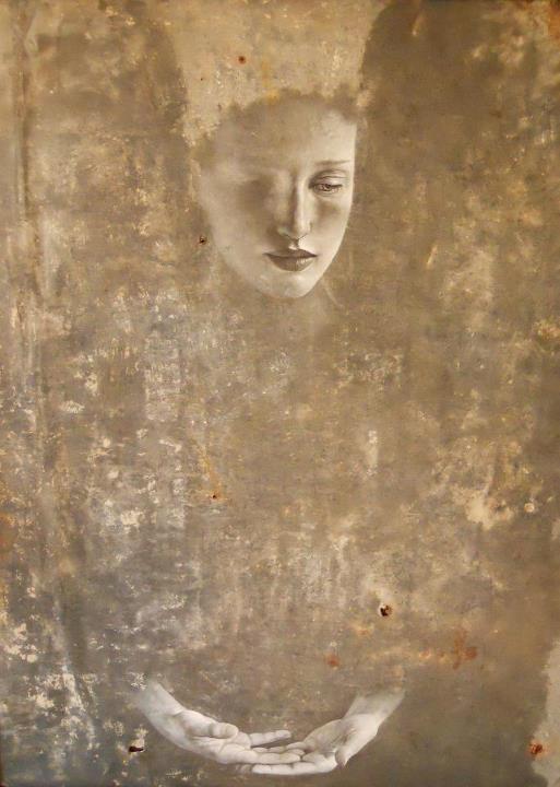 Massimiliano Gasparini 1970 | pintor italiano