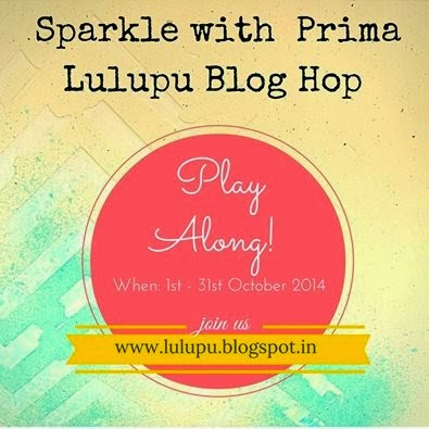 Sparkle With Prima Lulupu blog hop