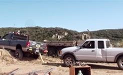 Dodge Ram Vs. Ford Ranger