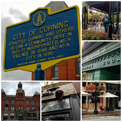 Family Travel - Corning, NY