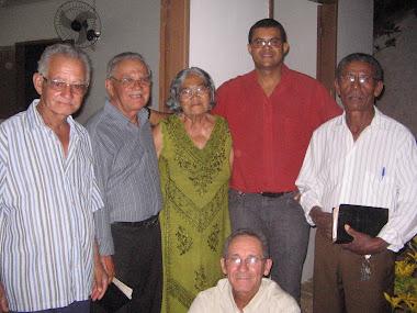 Culto nas Baixas (Família Félix e Francisco)