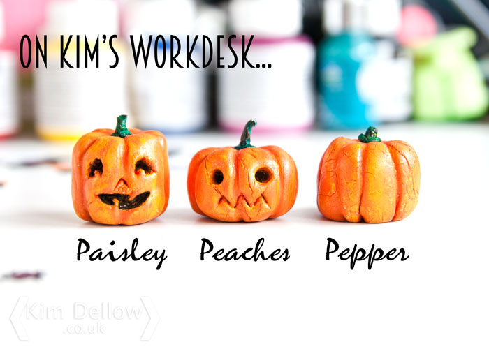 Introduction to Paisley, Peaches and Pepper Pumpkin