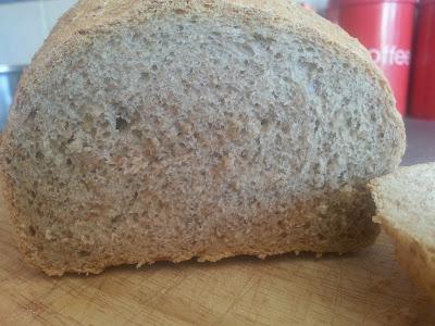 Základný tmavý chlieb