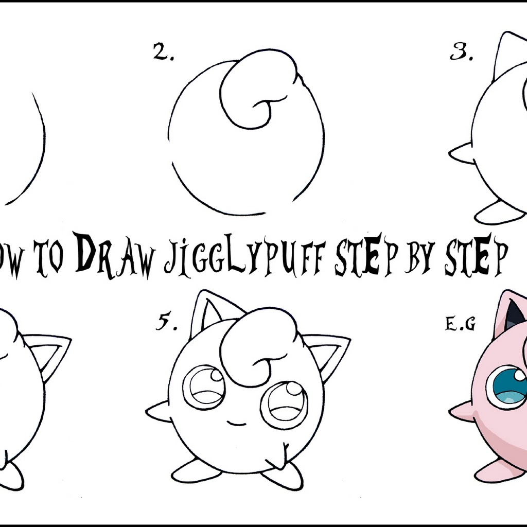 Images To Draw Step By Step