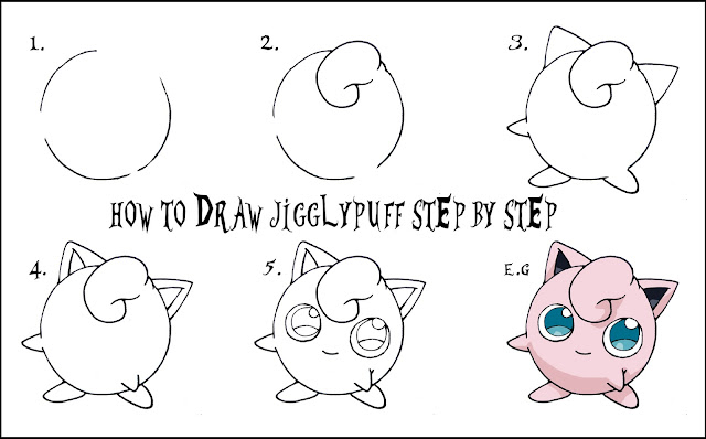 how to draw a quiff