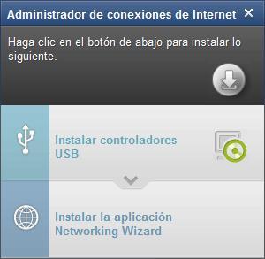 Compartir Internet Samsung