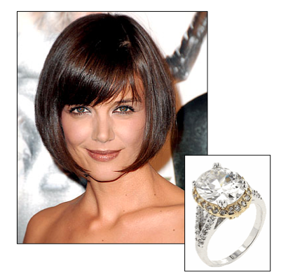 Fashion Mania: Celebrity Engagement Rings