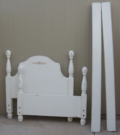 Single Bed (SOLD)