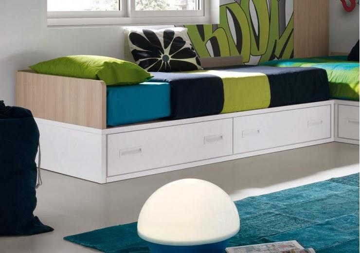 BLOG DORMITORIOS JUVENILES.COM: Cómo elegir la cama de un dormitorio ...