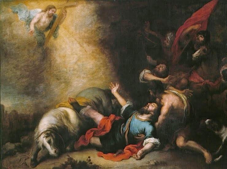 JANUARY 25 - IL-KONVERŻJONI TA' SAN PAWL --- ST PAUL'S CONVERSION