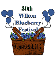 30th Anual Blueberry Festival, Wilton, Maine 2012