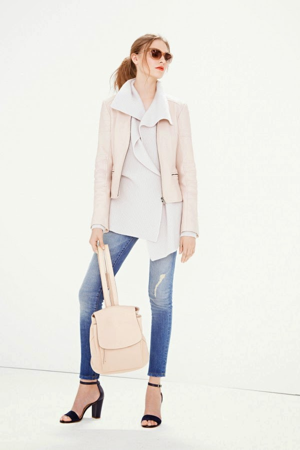 Banana Republic Spring 2015 Lookbook