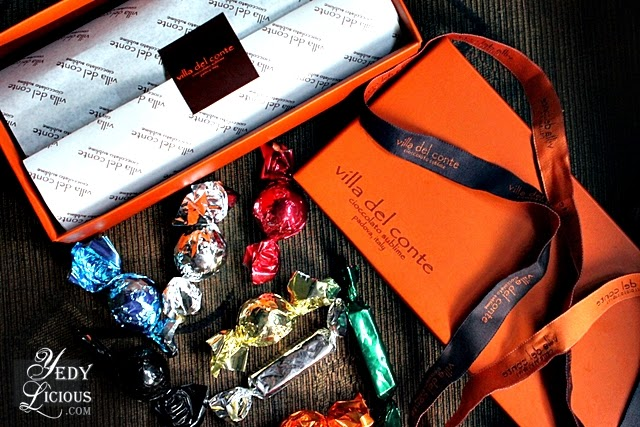 Capture your Sweetest SelfWe with Villa Del Conte Chocolate