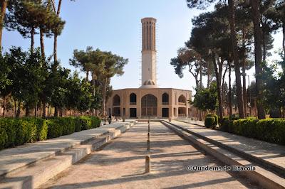 Jarrdines Yazd, Iran