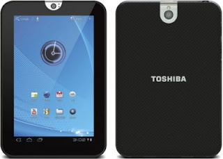 Toshiba Thrive 7, Honeycomb with Feature Complete Tablet