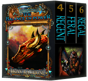 series 2 of Godsland, Balance of Power trilogy books 4-6, Regal, Feral, Regent by Brian Rathbone