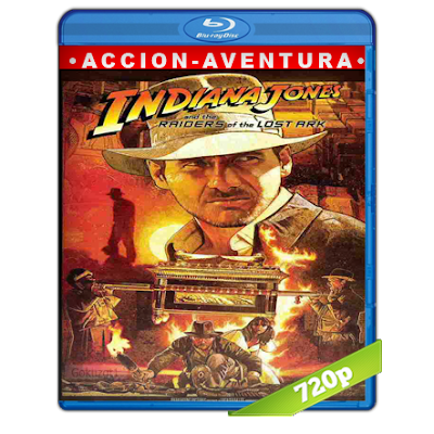 Indiana Jones (1981) BRRip 720p Audio Trial Latino-Castellano-Ingles 5.1