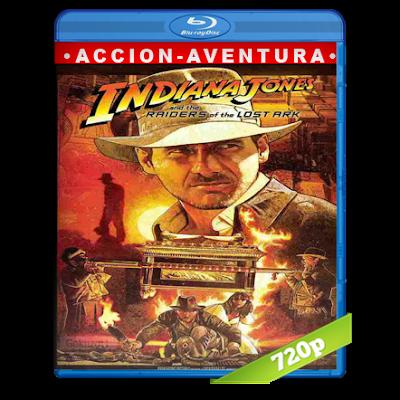 Indiana Jones (1981) BRRip 720p Audio Trial Latino-Castellano-Ingles 5.1