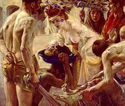 salome lovis corinth painting