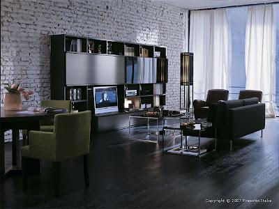 Modern Living Room 2