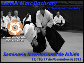 Seminario Marc Bachraty Sensei