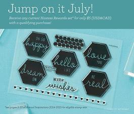 Jump on it July!