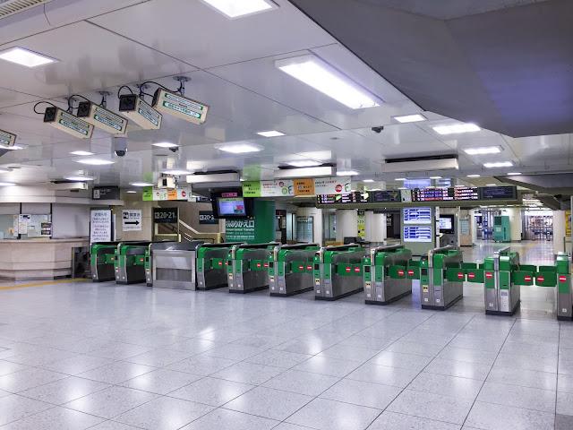 東京駅,新幹線,中央のりかえ口〈著作権フリー無料画像〉Free Stock Photos