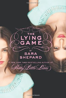 bookcover of THE LYING GAME