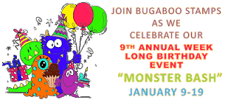 Birthday Monster Bash