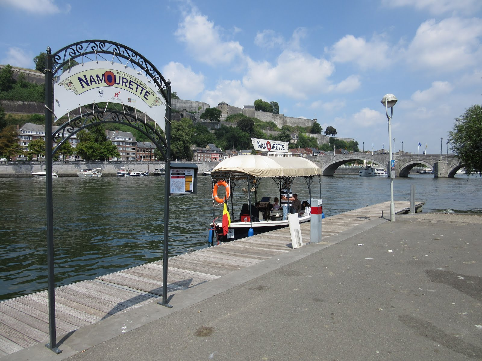 Stadt Namur