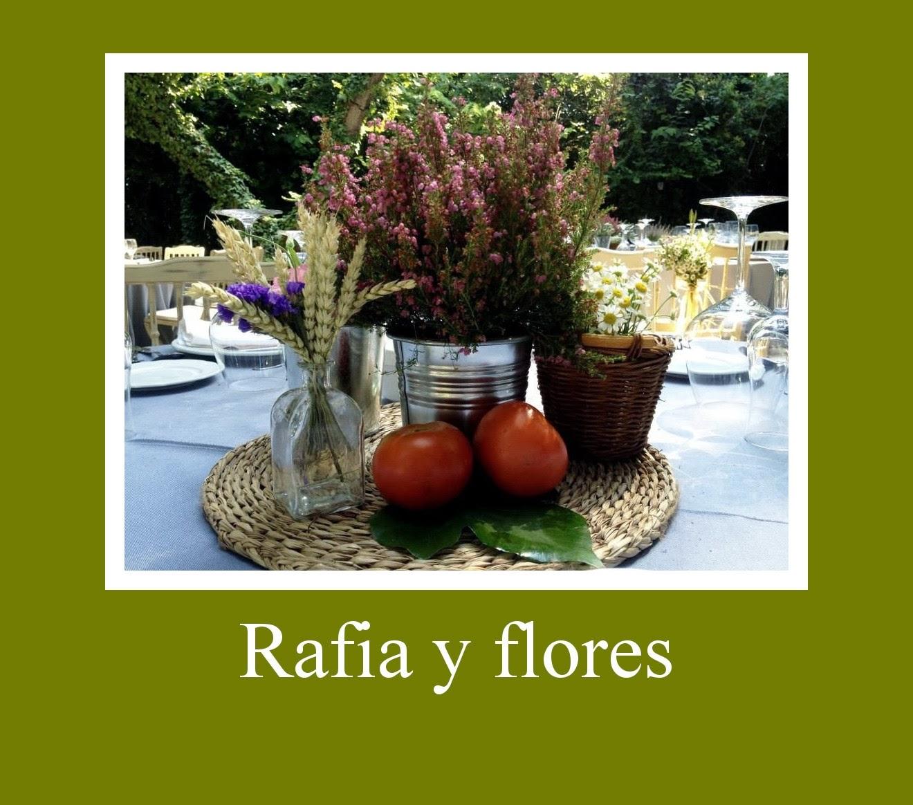 Fotos Centros Flores Naturales - Centros de mesa flores personalizadas