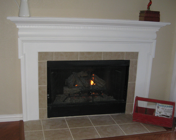How To Redo A Fireplace With For Fireplace Redo This For The Home