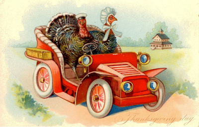 How to Avoid Traffic During Your Thanksgiving Travels