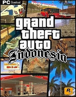 Free Download Game GTA Extreme Indonesia V7 Terbaru