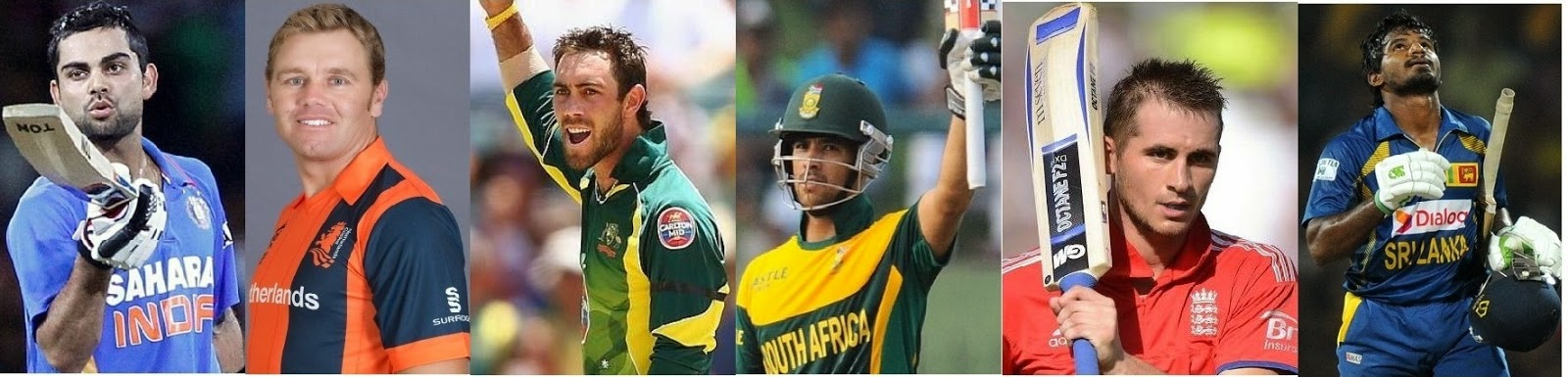 World-T20-XI-Cricket-2014-Team-Batsmen
