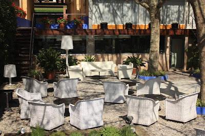 Sant Pau restaurant in Sant Pol de Mar