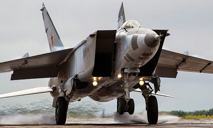 MIG-41 – A NEW MACH 4  FIGHTER
