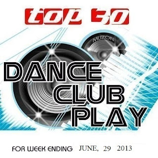 Download – Top 30 Dance Club Play   29.6.13 – 2013