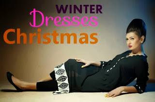 Christmas day winter dresses